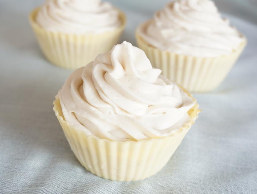 ¡Cupcakes terminados!